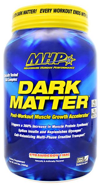 Darm Matter post workout supplement