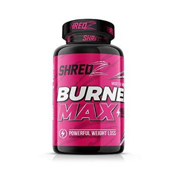 burner max by shredz