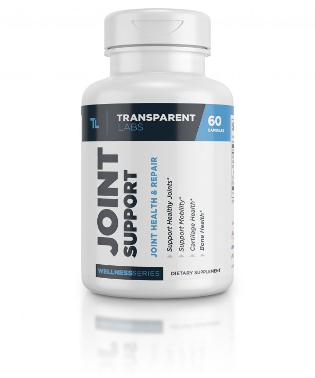 Joint Support Transparent Labs