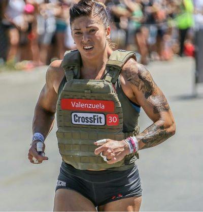 weighted vest run
