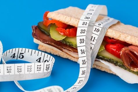 portion control without counting calories
