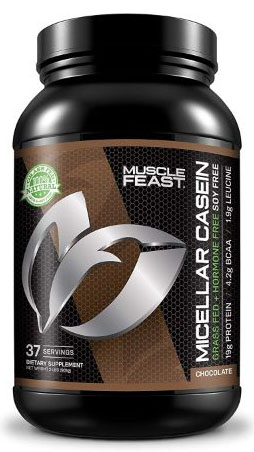 Grass-Fed Micellar Casein by Muscle Feast