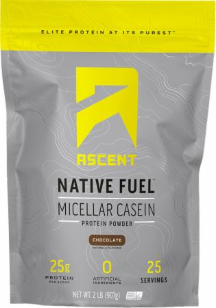 Native Fuel Micellar Casein by Ascent
