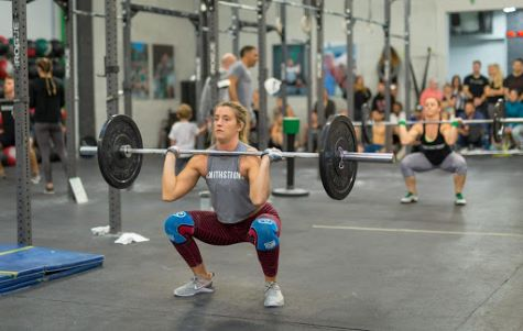 thrusters workouts