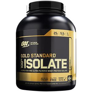 Gold Standard whey isolate