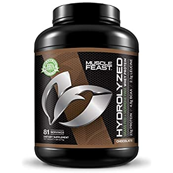 Grass-Fed Whey Protein Isolate by Musclefeast