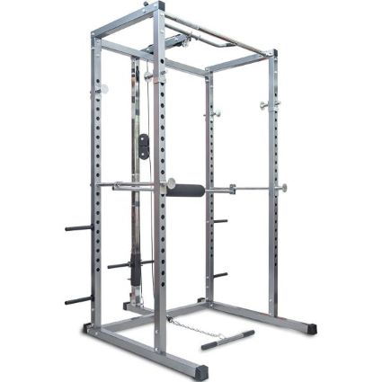 Merax Athletics Fitness Power Rack Olympic Squat Cage