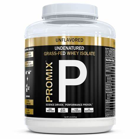Whey isolate by promix