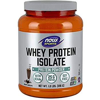 Whey Protein Isolate by Now Sports Nutrition