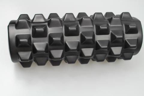 Knobby foam roller