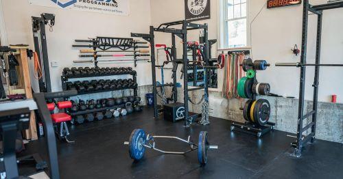 best garage gyms