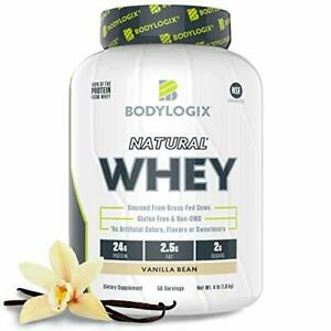 Grass-Fed Whey Protein by Bodylogix