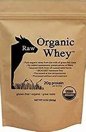 Grass-Fed Whey Protein by Raw Organic Whey