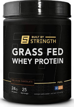 best graa fed whey protein powders
