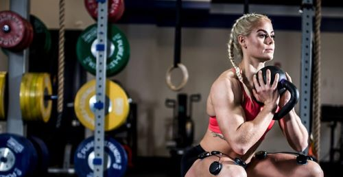 Crossfit training for athletes