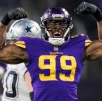 Danielle Hunter: The Most Jacked Player in the NFL