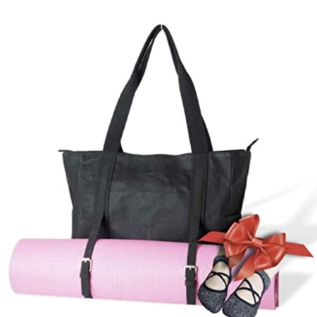 Best gym bag with yoga mat