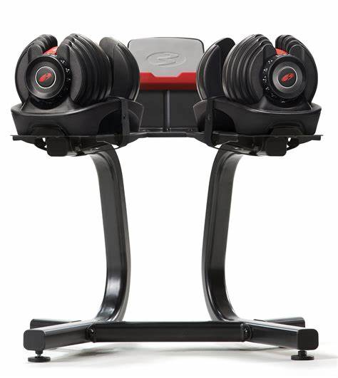 Bowflex Selectech 1090 with Stand