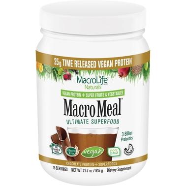 MacroMeal Vegan Chocolate by Macrolife