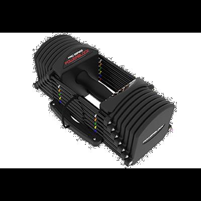 PowerBlock Pro Adjustable Dumbbell Set