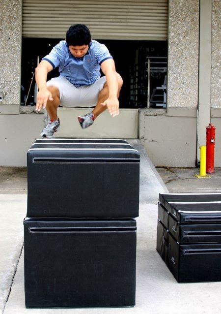 best stackable plyo boxes