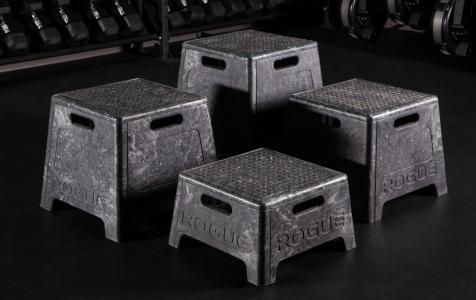 Rogue Resin Plyo Boxes
