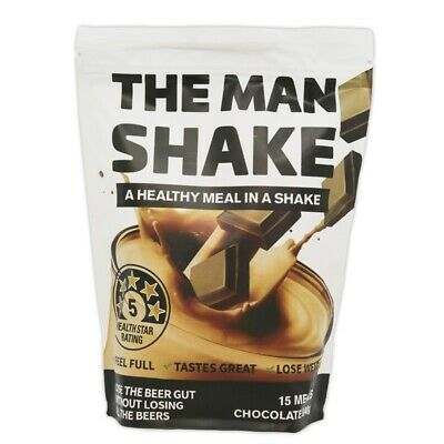 best meal replacement shake for men