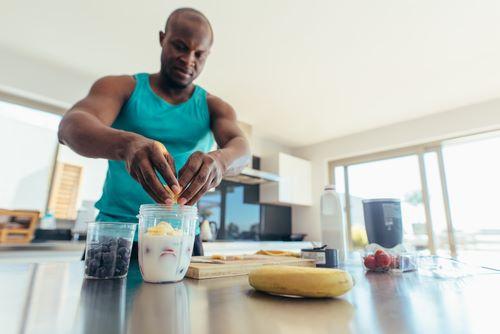 The athlete diet